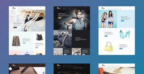 Webstore theme