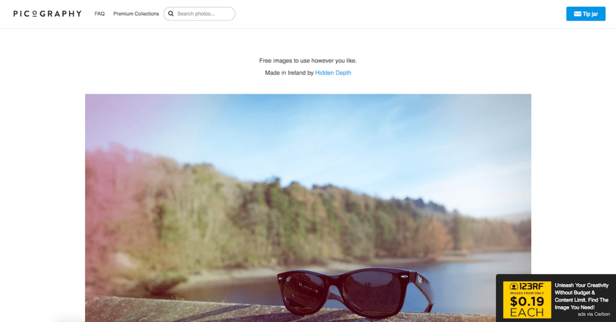 10 Places to Find Awesome Free Images for your Website