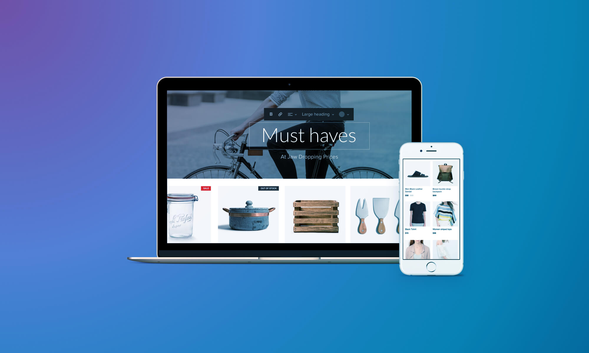 How to create your Ecommerce store with Shopmatic | video guide.