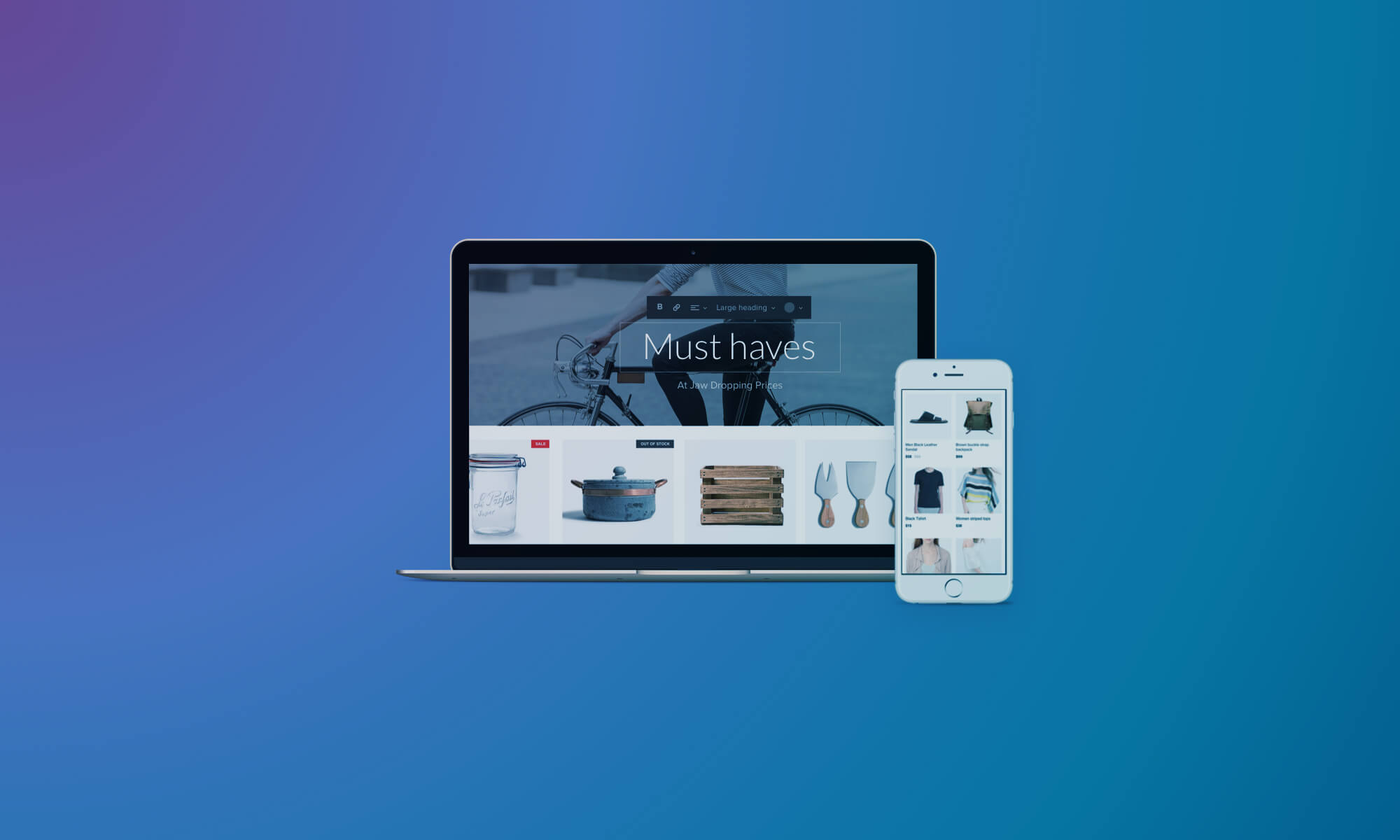 How to create your Ecommerce store with Shopmatic. A step-by-step video guide.