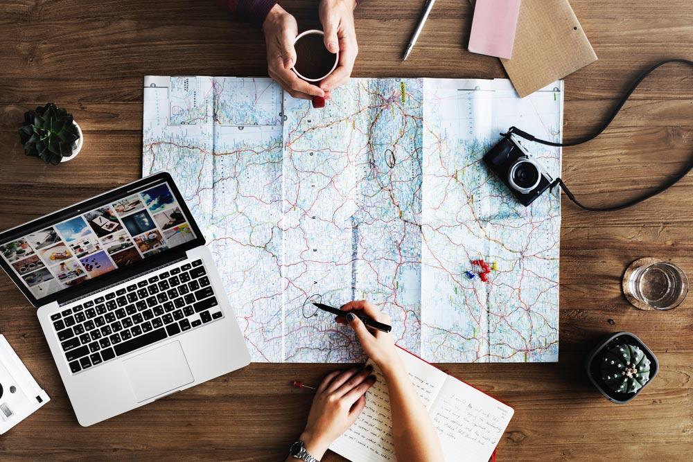 Start a Tour Guiding Business Online