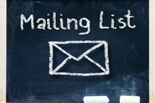 Email list