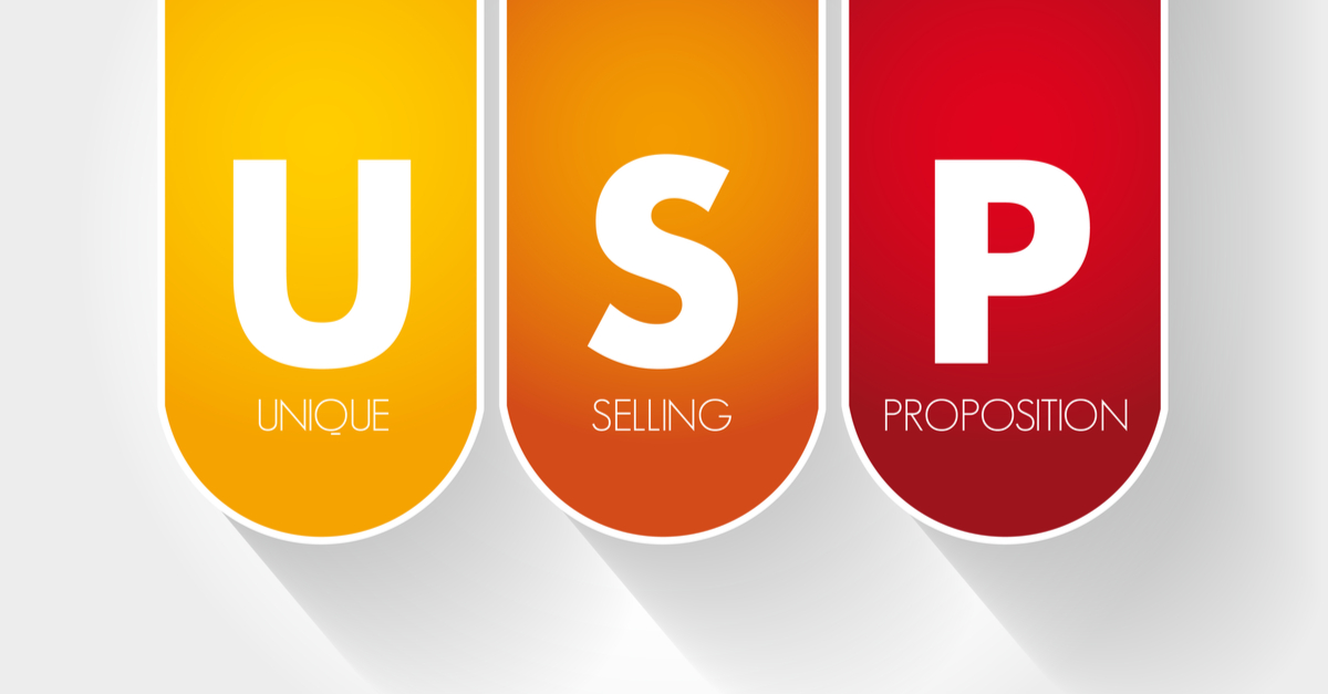 What is your USP? Communicate it.
