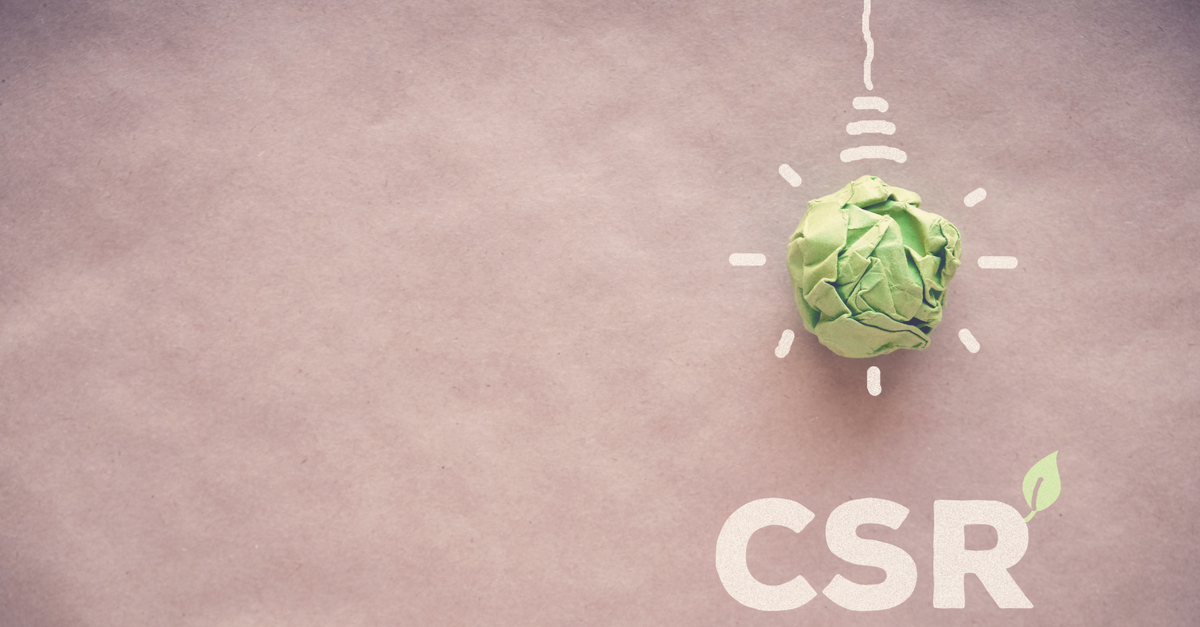 How Small Businesses Can Become Big With CSR