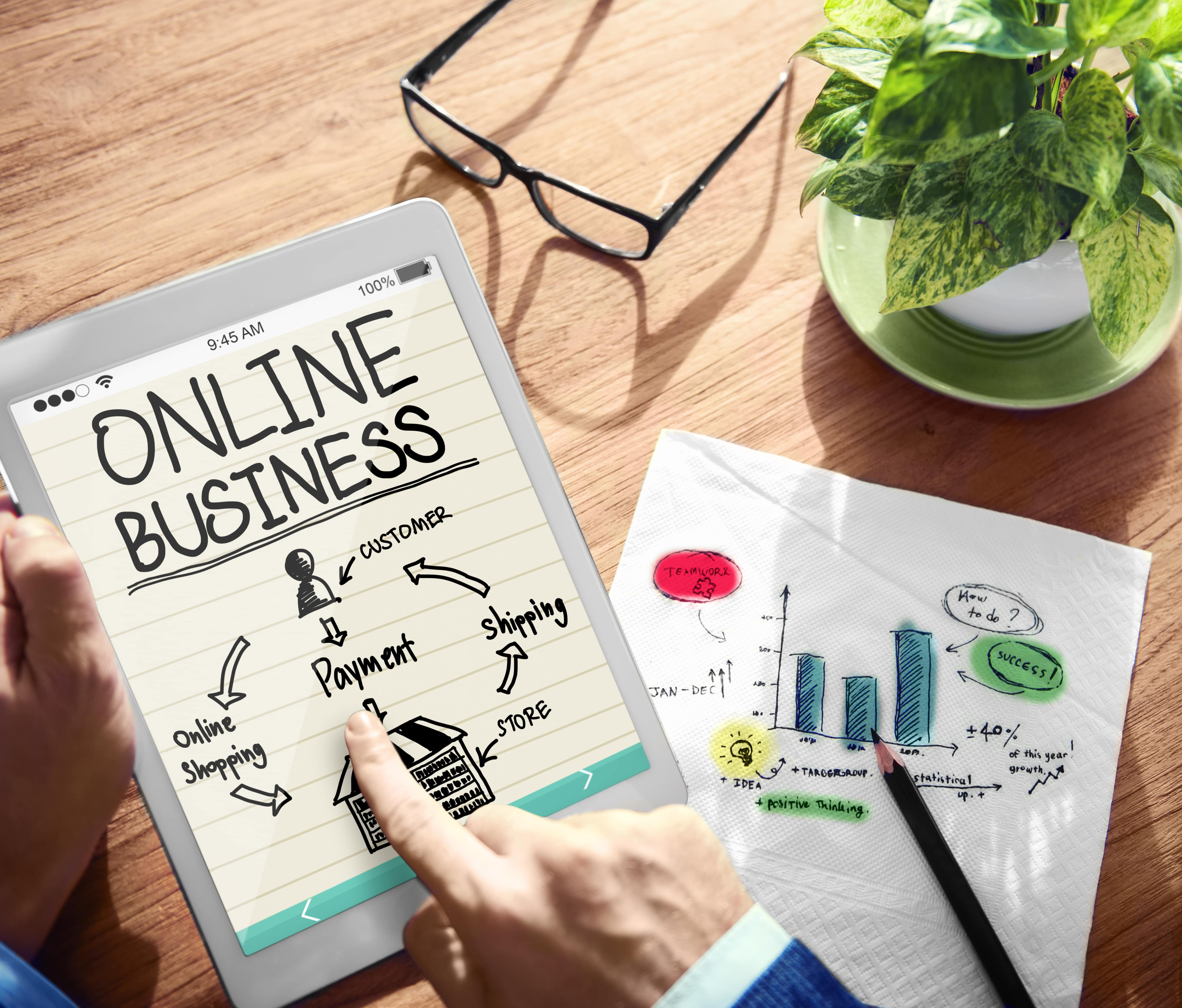 The Complete Toolkit for a Thriving Online Business