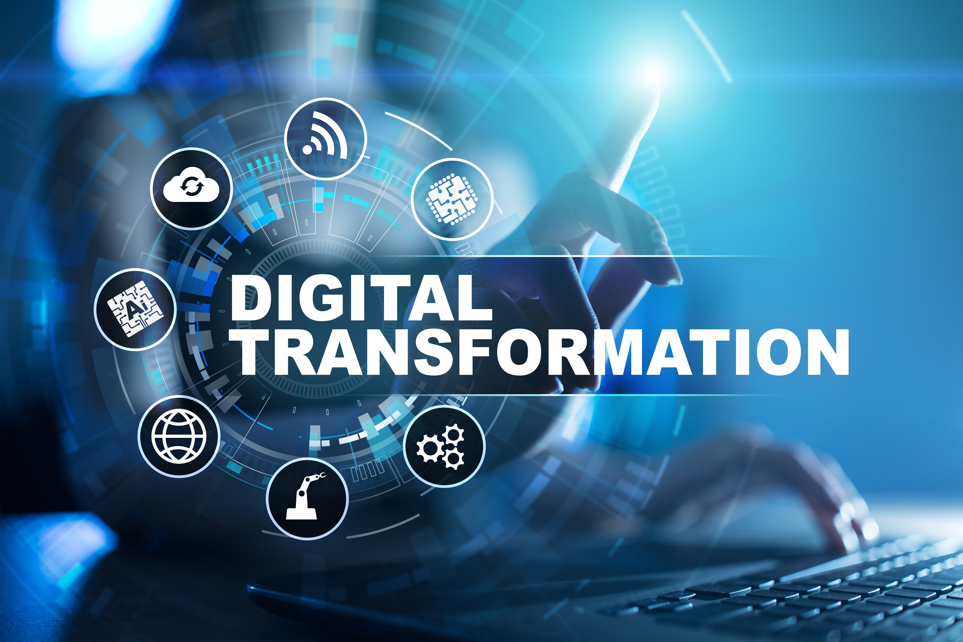 Digital Transformation for High Growth Businesses