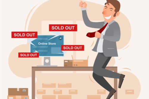 Selling online successfully