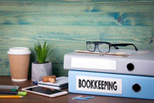 areas of bookkeeping