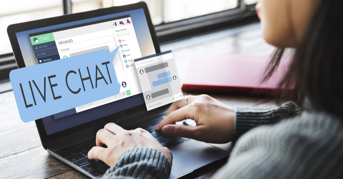 From Hi to Buy: 6 Live Chat Sales Techniques