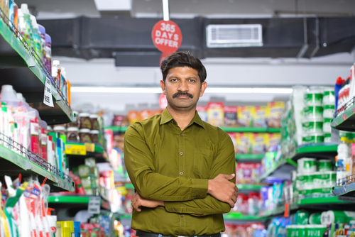 How to start a Small Grocery Store in India